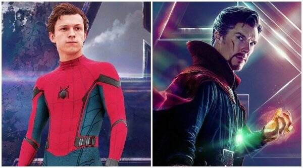 tom holland spider man far from home