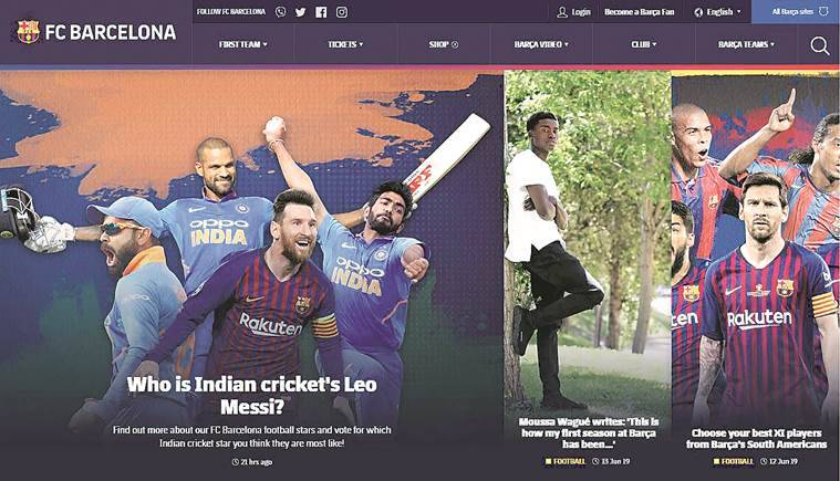 World cup: Valuable lessons from Virat for Aussie rules footballers