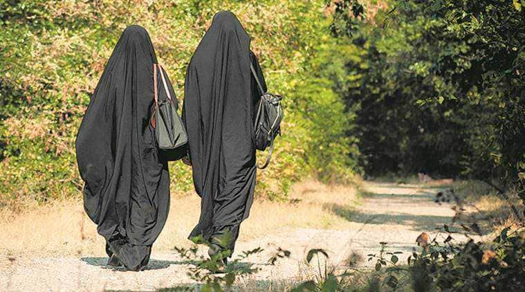 ban on face veils Sri Lanka, countries with ban on face veils, Sri Lanka news, Sri Lanka, All India Women's Congress, Khurshid Banu Tehsin, Niqab and burqas, face veil ban France, ban on burqa Belgium, ban on burqa Austria, ban on burqa Denmark, ban on burqa Quebec in Canada, ban on burqa Barcelona in Spain, ban on burqa Germany, the Netherlands ban on burqa, ban on burqa India, liberal, purdah, Women Living Under Muslim Laws, Islam, Muslims in South Asia, Muslims in Sri Lanka, Muslims in India, indianexpress.com, indianexpress, indianexpressnews, Eye2019, eyestories,