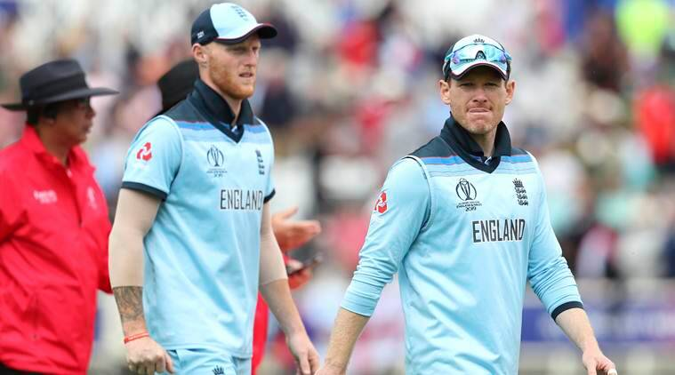 Eoin Morgan expresses doubt over leading England in World T20