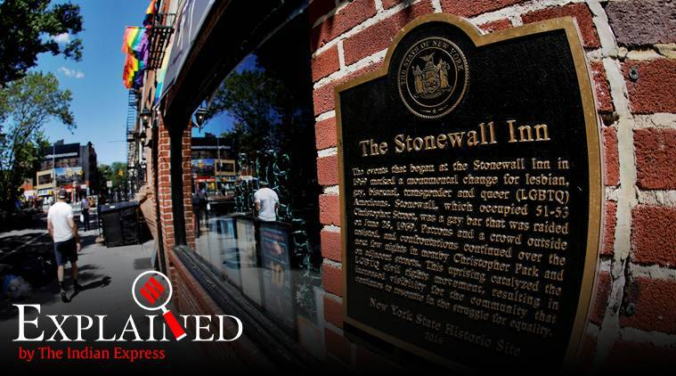 Stonewall Inn, Stonewall Inn New York, Stonewall Inn 1969 Incident, LGBT Stonewall Inn, James P O'Neill, New York City LGBT community, Pride month, Pride Month Stonewall Inn, Indian Express