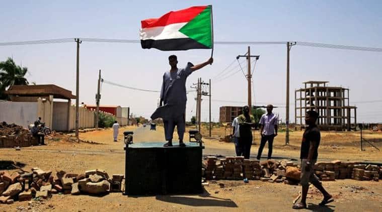 Sudan, Sudan protest, Sudan news, Khartoum, Sudan democratic protests, World news, Indian Express, latest news