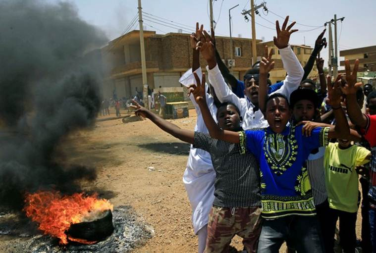 Sudan Massacre
