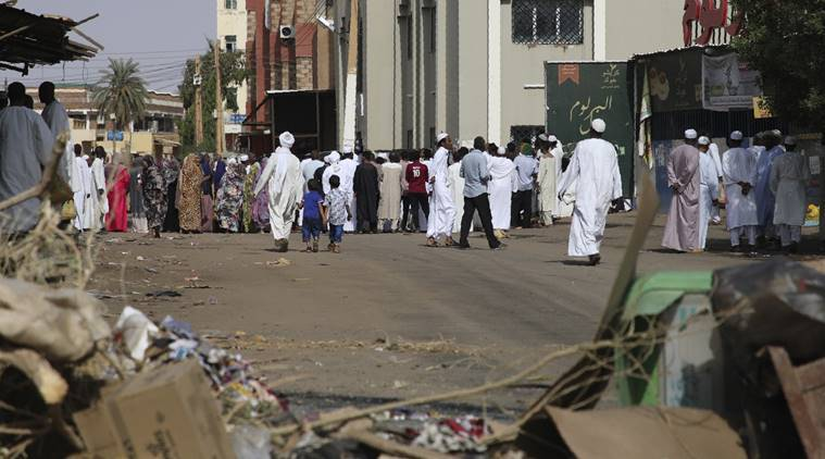 Sudanese protests: Death toll in military crackdown at 60
