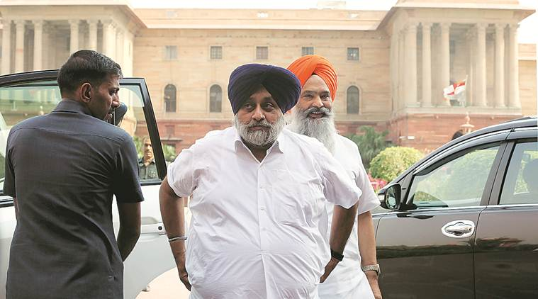 Sukhbir Badal seeks return of artefacts 'taken by Army' during Operation Bluestar