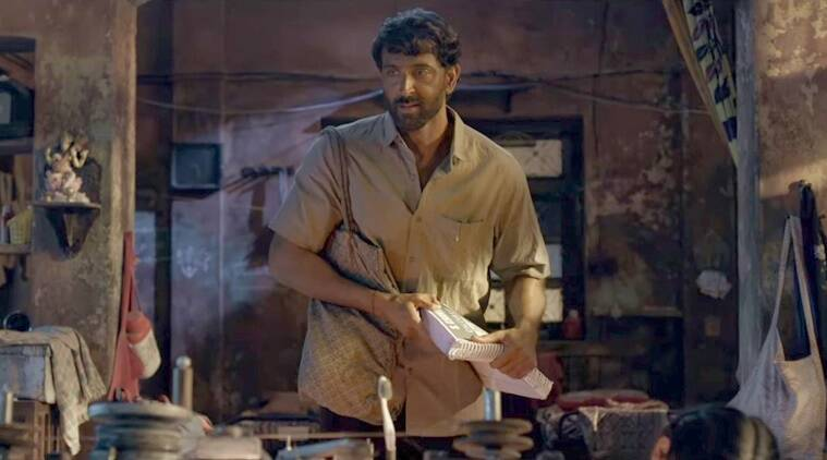 hrithik roshan in super 30 trailer anand kumar