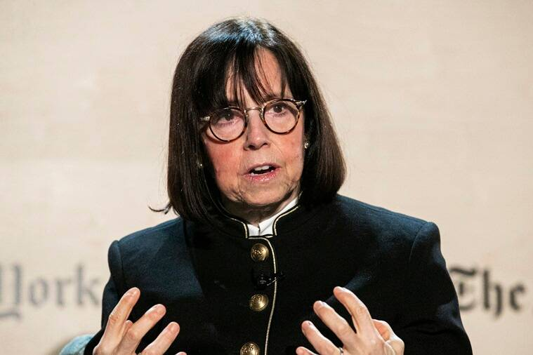 Susan Zirinsky, CBS News, leaders