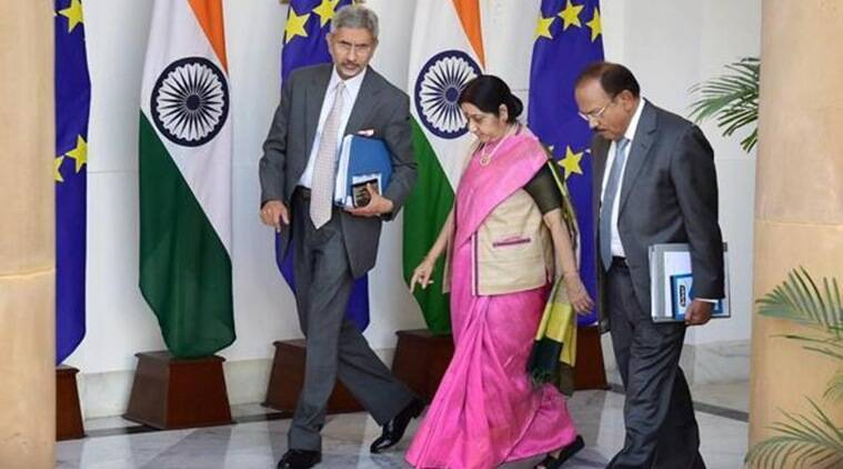 s jaishankar, foreign minister of india, mea chief india, sushma swaraj, Subrahmanyam Jaishankar, Subrahmanyam Jaishankar new foreign minister, modi cabinet