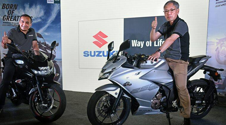 Suzuki Motorcycle developing electric two-wheeler for Indian market