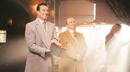 Good Omens, jon hamm, amazon, amazon web series, digital space, entertainment on digital space, indian express