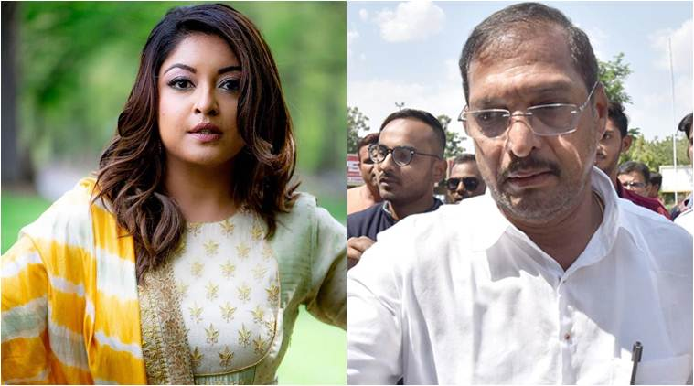 tanushree dutta on nana patekar clean chit