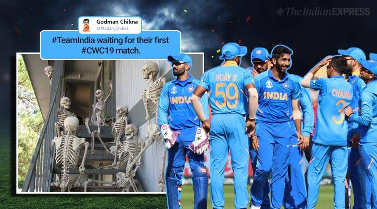 icc world cup 2019, cricket world cup 2019, cwc 2019, team india, india cwc 2019, india match cwc 2019, cricket memes, sports news, indian express, funny news