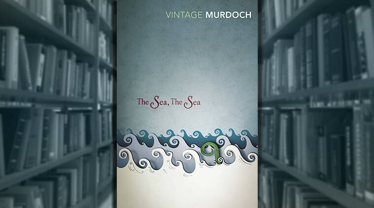 Iris Murdoch, Iris Murdoch novels, Iris Murdoch books, Iris Murdoch booker, Iris Murdoch birth anniversary, the sea the sea by Iris Murdoch, indian express, indian express news