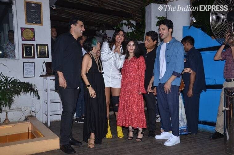 Priyanka Chopra Jonas was once slapped by a monkey!