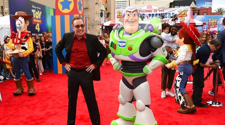 Toy Story 4 actor Tim Allen: Buzz wants Woody to do the right thing