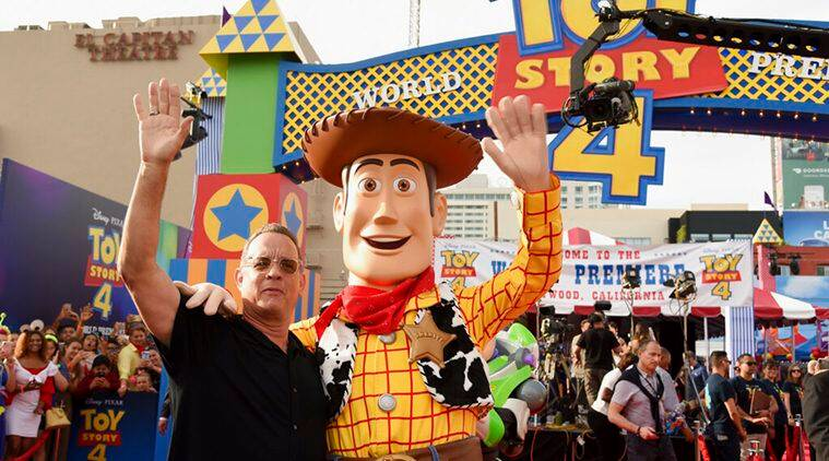 tom hanks toy story 4
