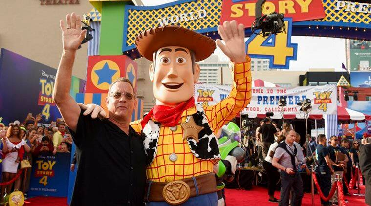 Tom hanks toy story 4 profound new previous movies