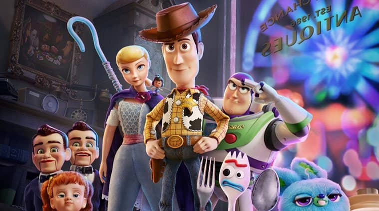 Toy Story 4 reviews