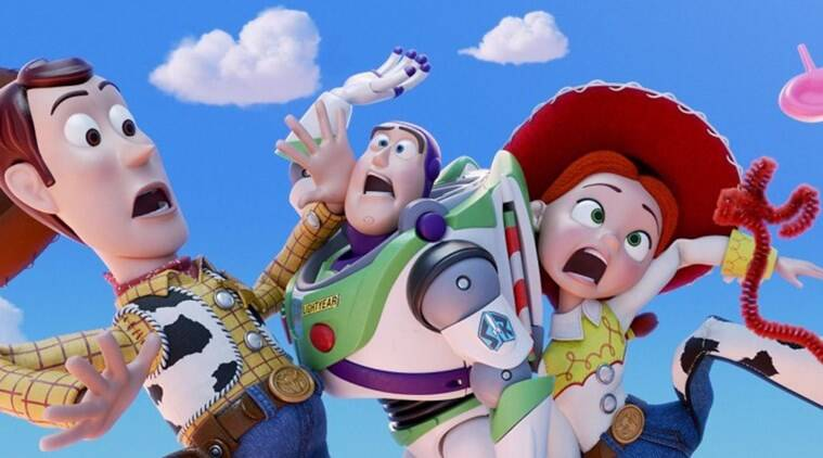 Toy Story 4 tamilrockers