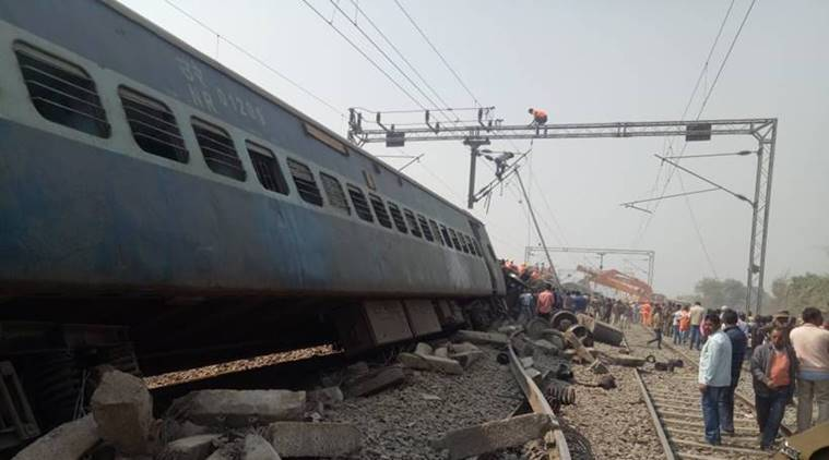 train accident, pakistan train accident, jinnah express accident, killed in accident, accident death, pakistan train accident death, jinnah express accident death toll, pakistan train accident death toll, indian express