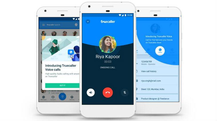 Truecaller Voice Is A New Feature To Let You Make Calls Over The Internet Technology News The Indian Express