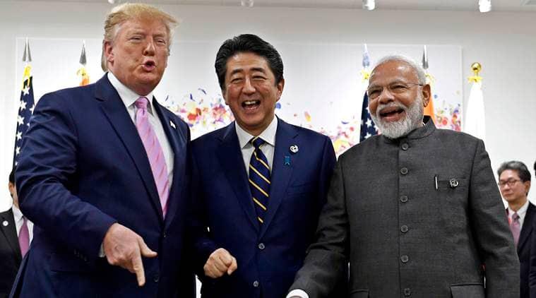 trump china trade, US China trade war, Donald Trump trade tensions, US Japan trade deals, India US trade