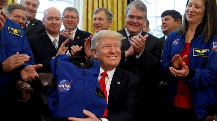 Donald Trump criticizes NASA moon mission after promoting it earlier
