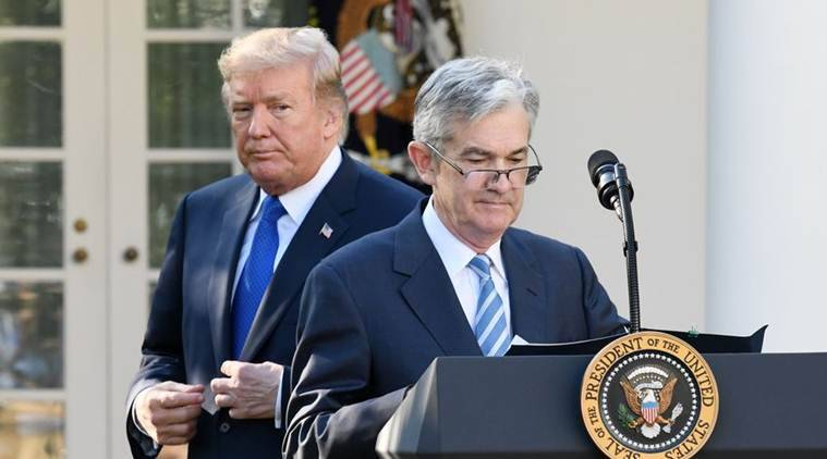 Trump asked White House lawyers for options on removing Jerome Powell: report