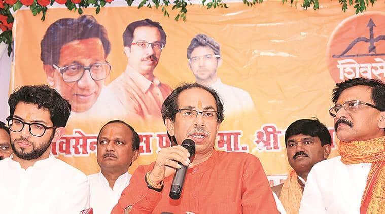 Shiv Sena, Shiv Sena Jan Ashirwad Yatra, Jan Ashirwad Yatra Shiv Sena, Aaditya Thackeray, Uddhav Thackeray, Maharashtra Assembly elections, India news, Indian Express