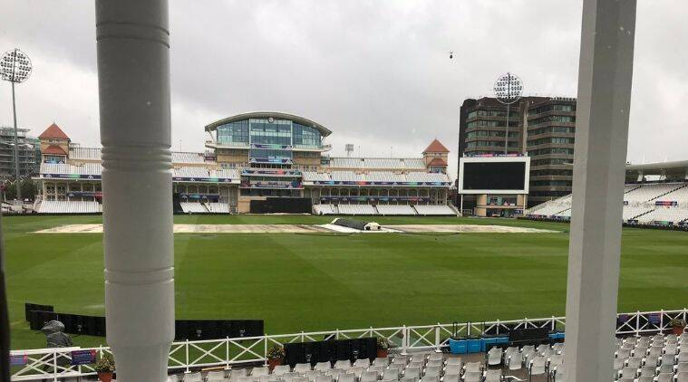 India vs New Zealand match called off due to persistant rain
