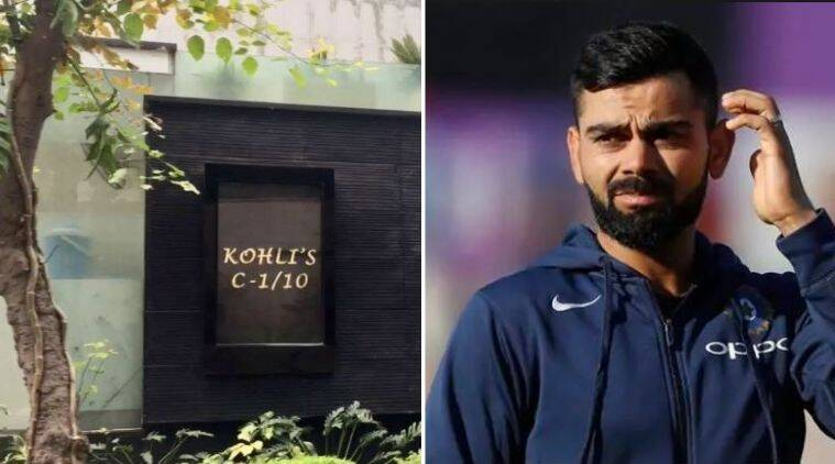 Kohli's domestic help fined for wasting water