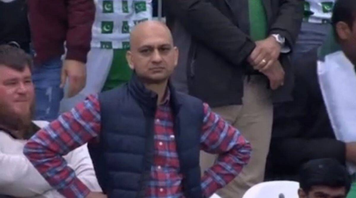 2019 Cricket World Cup: Pakistan's 'angry' cricket fan who went viral