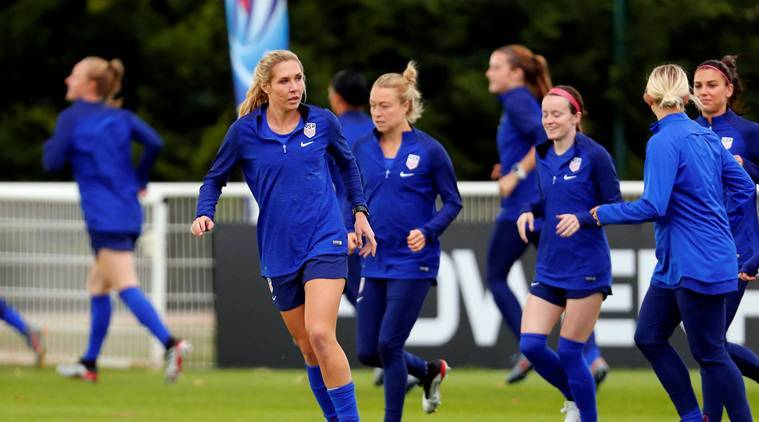 US Women's National Team: Alex Morgan Set To Shine At France 2019?