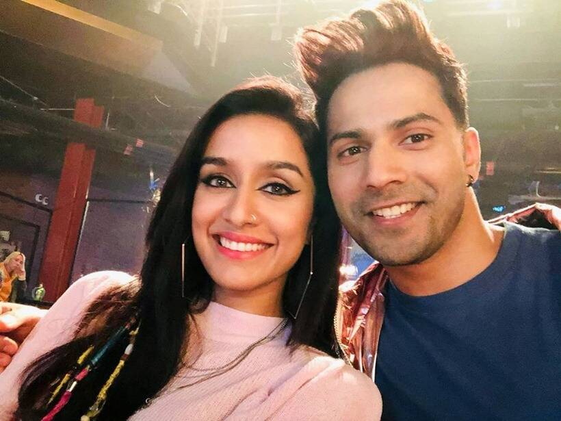 varun dhawan and shraddha kapoor in street dancer 3D