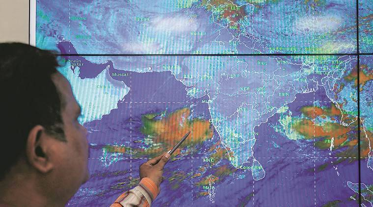 Weather forecast, Cyclone Vayu LIVE updates: Gujarat on alert, heatwave persists in north