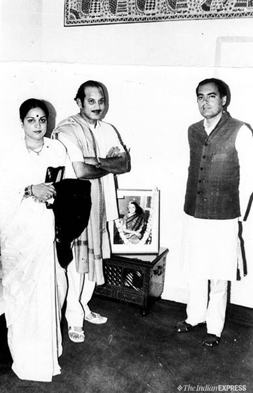 vijaya nirmala husband