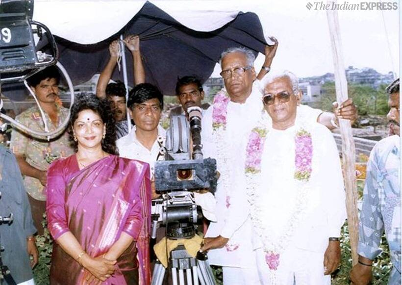 vijaya nirmala dies