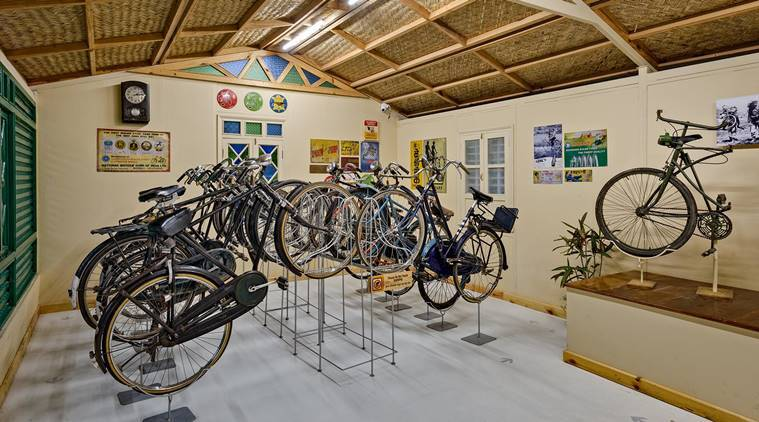 Vikram Pendse Cycles Museum, bicycles, world bicycle day, museums of india