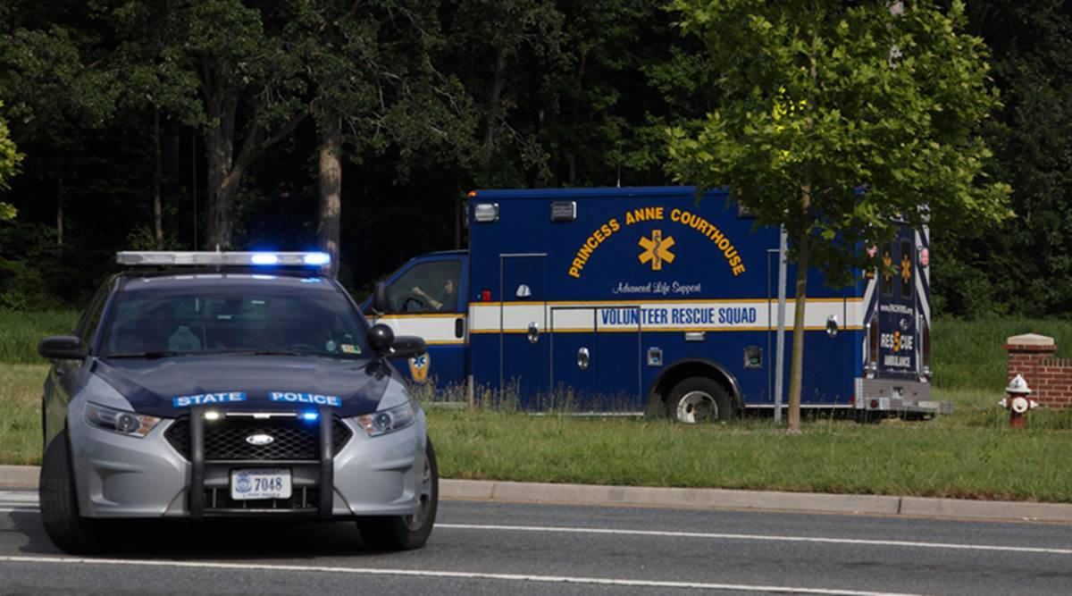 Nearly 11 killed, suspect arrested in Virginia Beach shooting