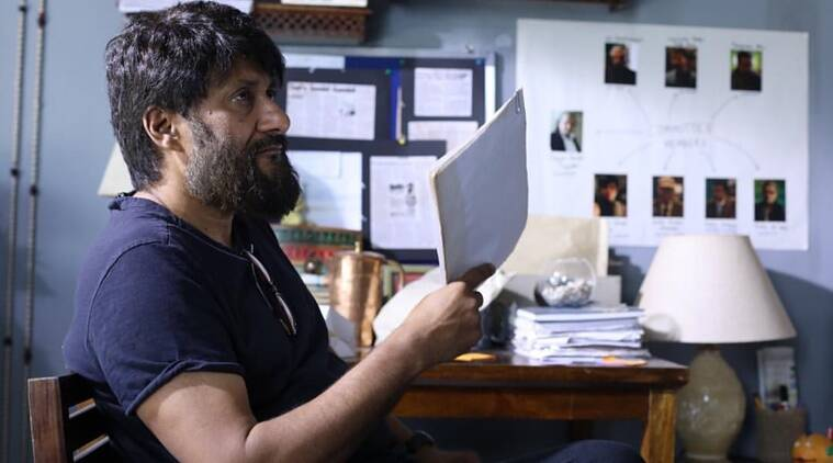 Vivek Agnihotri To Direct A Film On The Plight Of Kashmiri Pandits Entertainment News The Indian Express