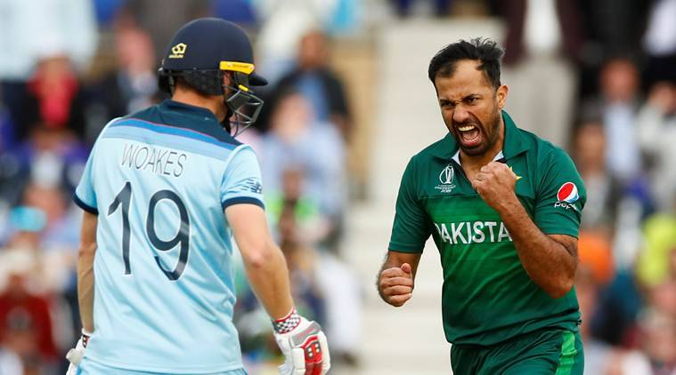 Wahab Riaz, Wahab Riaz Pakistan, Pakistan world cup, Pakistan vs England, World Cup 2019, Inzamam ul Haq, world cup 2019 news, world cup news, world cup