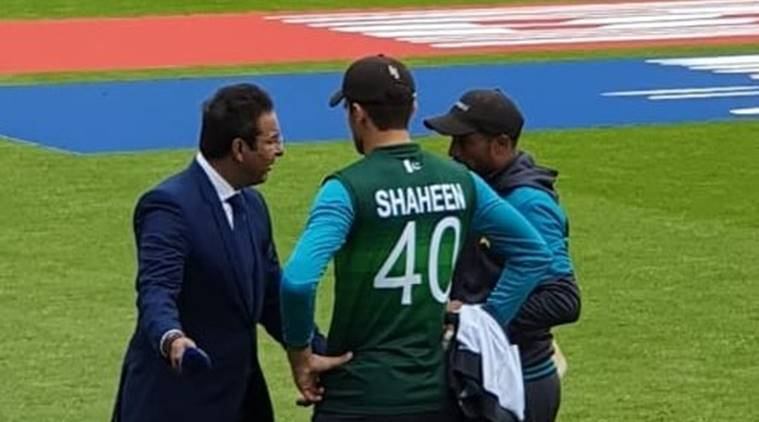 Shaheen afridi wasim akram reveals tips he gave before play