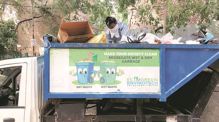 In East Delhi, study finds not all on board for waste segregation