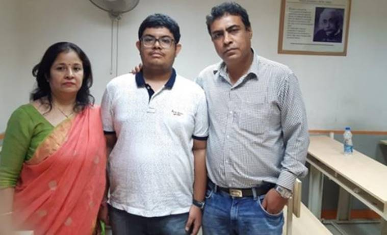 WBJEE topper Soham Mistri to pursue Computer Science from IIT-Bombay
