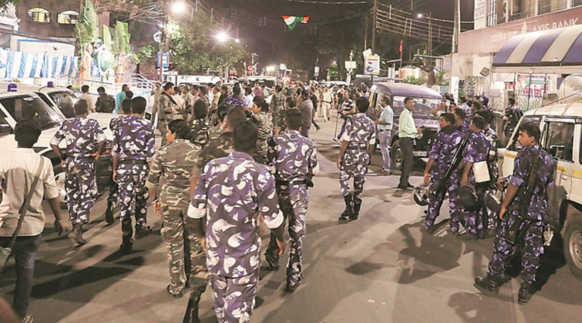 55 police observers and 209 general observers would be deployed in West Bengal