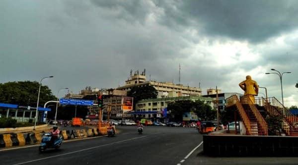 Chennai rains, rainfall