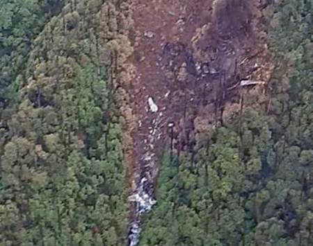 IAF drops personnel near An-32 crash site, teams trek in search of survivors
