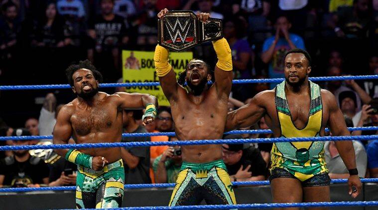 WWE SmackDown LIVE results: The New Day rocks in Big E's return to the blue brand