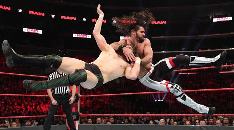WWE Raw Results: Seth Rollins downs Daniel Bryan before being attacked by Baron Corbin