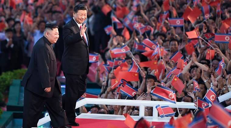 kim jong un, kim jong un lashes out at south korea, north korea south korea, kim jong un message to xi jinping, china coronavirus, coronavirus